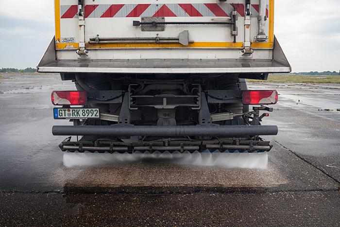 Hochdruck Straßenreinigung   R. Kampwerth GmbH