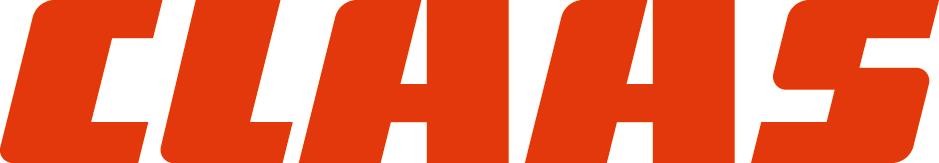 CLAAS Logo, high resolution