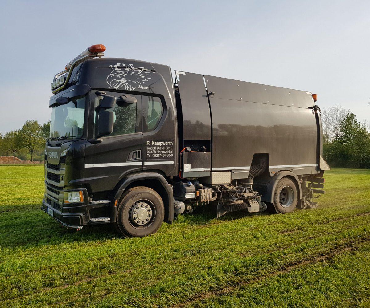 Kehrwagen neu | R. Kampwerth GmbH