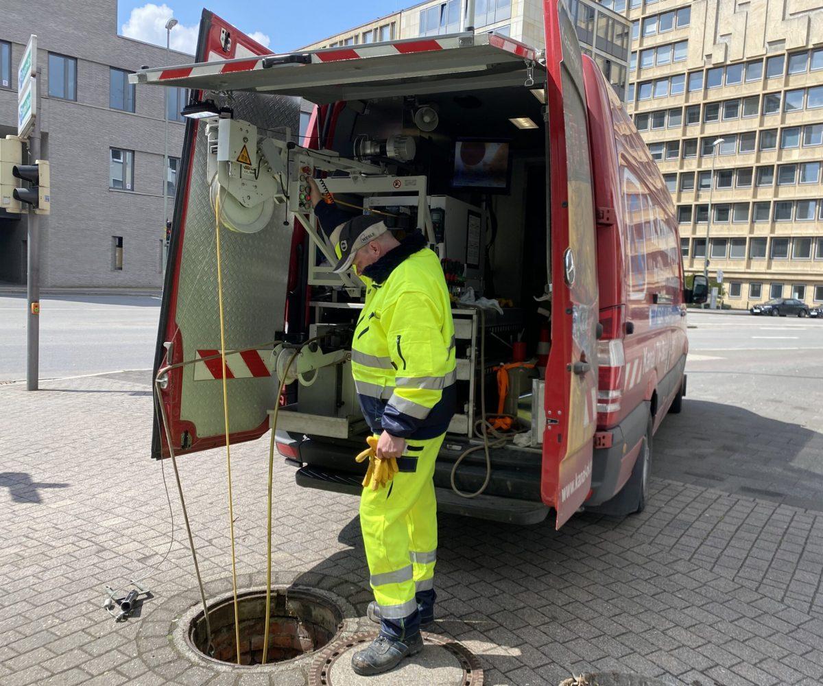 Kanalinspektion | R. Kampwerth GmbH